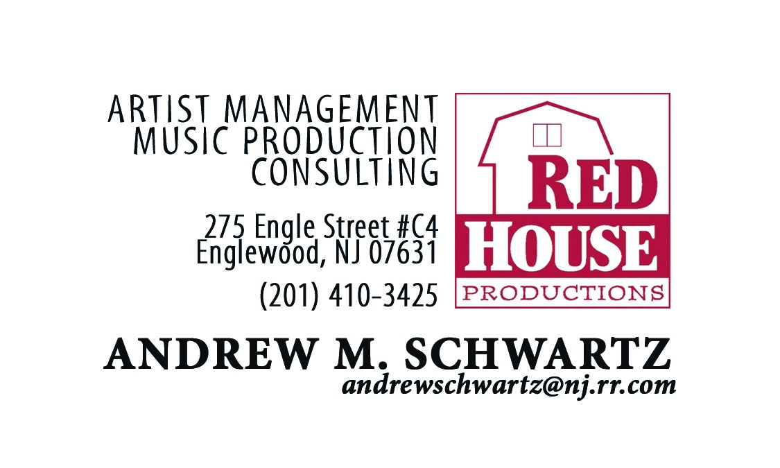 Red House Productions Contact Information