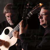 The Goldspiel/Provost Classical Guitar Duo